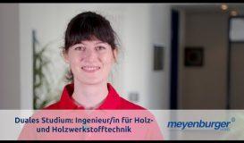 Duales Studium Ingenieur (m/w/d) fuer Holztechnik bei der Meyenburger Moebel GmbH