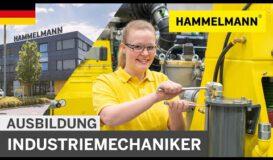 Ausbildung bei Hammelmann - Industriemechaniker (m/w/d)