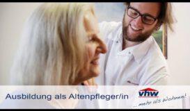 Ausbildung als Altenpfleger (m/w/d) bei der VHW