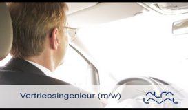 Vertriebsingenieur (m/w/d) bei der Alfa Laval Mid Europe GmbH