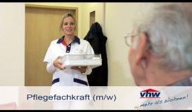 Pflegefachkraft (m/w/d) bei der vhw in Hamburg