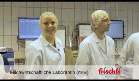 Ausbildung als Milchwirtschaftliche Laborantin (m/w/d) bei frischli